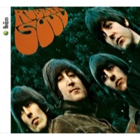 Beatles, The: Rubber Soul Mono (Vinyl)