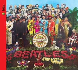 Beatles, The: Sgt Peppers Lonely Hearts Club Band Remastered (CD)