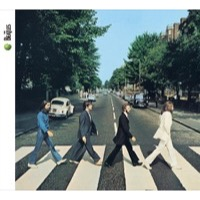 Beatles, The: Abbey Road (Vinyl)