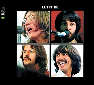 Beatles, The: Let It Be (Vinyl)