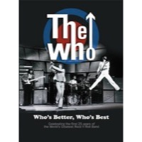 Who, The: Who's Better, Who's Best  (DVD)