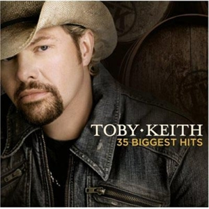 Keith, Toby: 35 Biggest Hits (2xCD)