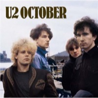U2: October Remastered (CD)