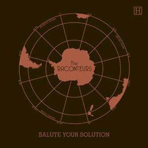 Raconteurs, The: Salute Your Solution