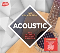 Diverse Kunstnere: Acoustic - The Collection (3xCD)