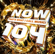 Diverse Kunstnere: Now That's What I Call Music 104 (2xCD)