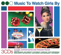 Diverse Kunstnere: Music To Watch Girls By (3xCD)