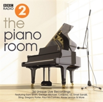 Diverse Kunstnere: BBC Radio 2's The Piano Room (2xCD)