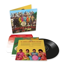 Beatles, The: Sgt Peppers Lonely Hearts Club Band 50th Anniversary Edition (Vinyl)
