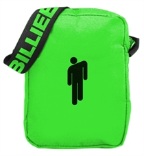 Eilish, Billie: Bad Guy Green Cross Body Bag