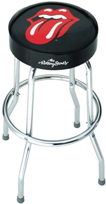 Rolling Stones: Tongue Bar Stool