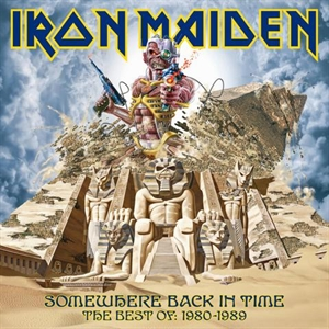 Iron Maiden: Somewhere Back In Time - The Best Of 1980-1989 (CD)