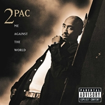 2pac: Me Against The World (CD)