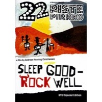 22 Pistepirkko: Sleep Good Rock Well (DVD)