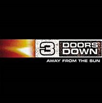3 Doors Down: Away From The Sun (2xVinyl)