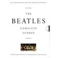 Beatles, The: Complete Scores Box Edition (Bog)