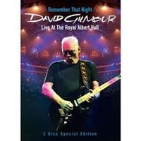 Gilmour, David: Remember That Night (2xDVD)
