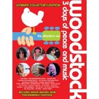 Diverse: Woodstock 3 Days Of Peace And Music Directors Cut (4xDVD)