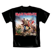 Iron Maiden: The Trooper T-shirt S