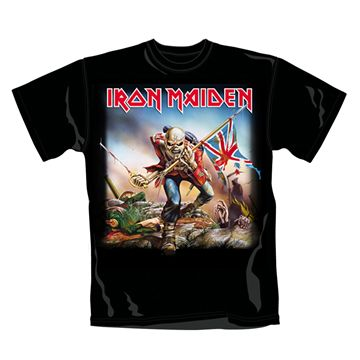 Iron Maiden: The Trooper T-shirt XL
