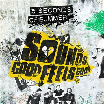 5 Seconds of Summer: Sounds Good Feels Good (CD)