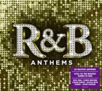 Diverse Kunstnere: R&B Anthems (3xCD)