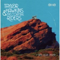 Hawkins, Taylor & The Coattail Riders: Red Light Fever (Vinyl)