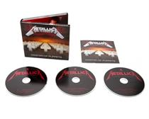 Metallica: Master Of Puppets (3xCD)