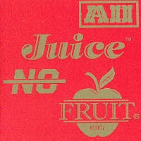 The Floor Is Made Of Lava: All Juice, No Fruit (CD)