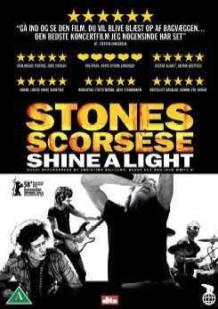 Rolling Stones: Shine A Light (DVD)