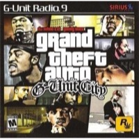 G-Unit: Grand Theft Auto G-Unit City (Mixtape)