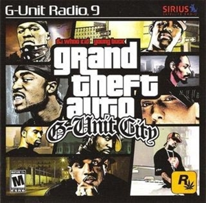 DJ Whoo Kid - Grand Theft Auto The Mixtape