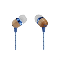 House Of Marley: Smile Jamaica In-Ear Headphones Denim