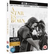 A Star Is Born 4K Ultra HD