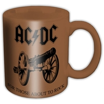 AC/DC: For Those About To Rock Mug