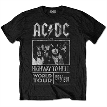 AC/DC: Highway To Hell T-shirt