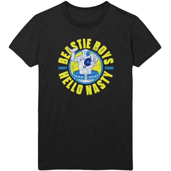 Beastie Boys: Hello Nasty 20 Years T-shirt
