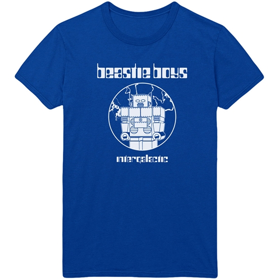 Beastie Boys: Intergalactic T-shirt XL
