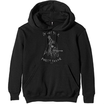Eilish, Billie: Party Favour Hoodie Black