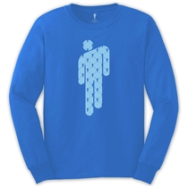 Eilish, Billie: Maninman Longsleeve T-shirt