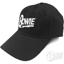 Bowie, David: Flash Logo Cap