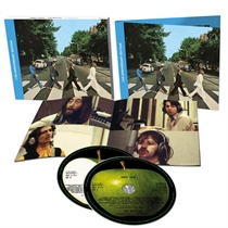 Beatles, The: Abbey Road 50th Anniversary Dlx (2xCD)