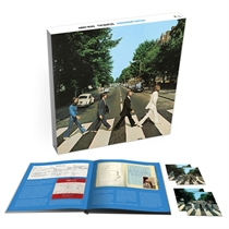 Beatles, The: Abbey Road 50th Anniversary Super Dlx (3xCD/Blu-Ray)