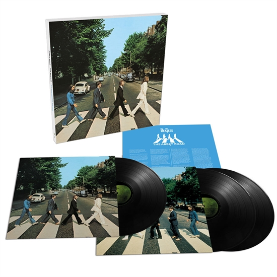 Beatles, The: Abbey Road 50th Anniversary Dlx (3xVinyl)