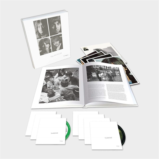 Beatles, The: White Album Box 50th Anniversary Edition (6xCD/Blu-Ray)