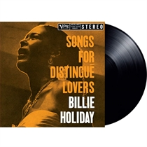Holiday, Billie: Songs For Distingue Lovers (Vinyl)