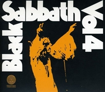 Black Sabbath: Black Sabbath, Vol. 4 (CD)