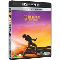 Queen: Bohemian Rhapsody (4K Ultra HD Blu-Ray)