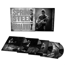 Springsteen, Bruce: Springsteen On Broadway (4xVinyl)