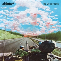 Chemical Brothers: No Geography (CD)